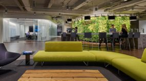 Teknion office space