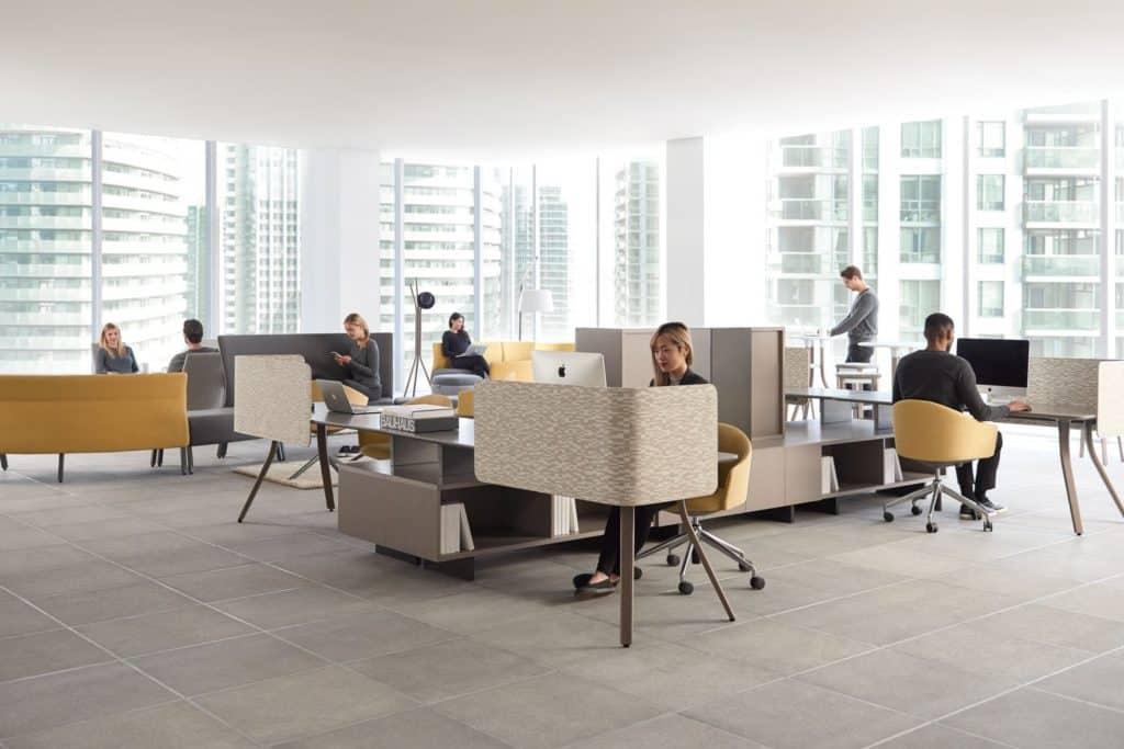 agile work space
