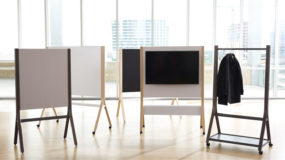Mobile work easels